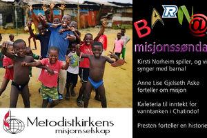Barnas misjonssøndag