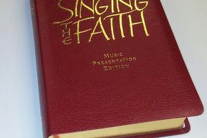Singing the faith - sanggudstjeneste på søndag!