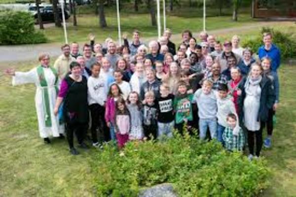 Velkommen til Inspirasjonshelg 2018 Nord-Norges konferansen og  Metodistkirken i Harstad 100 år