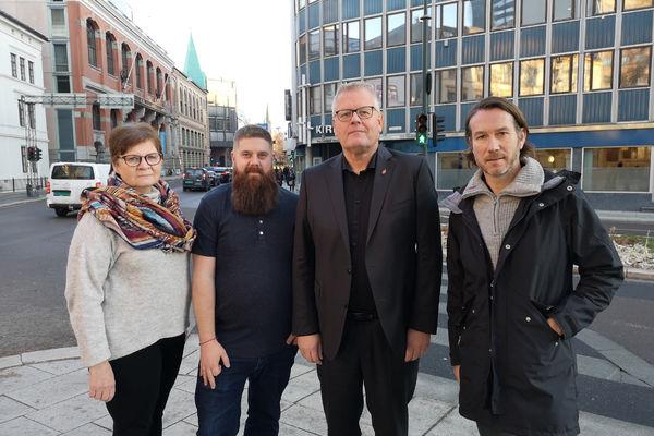 Metodistkirkens ledelse gir full støtte til Stålsett