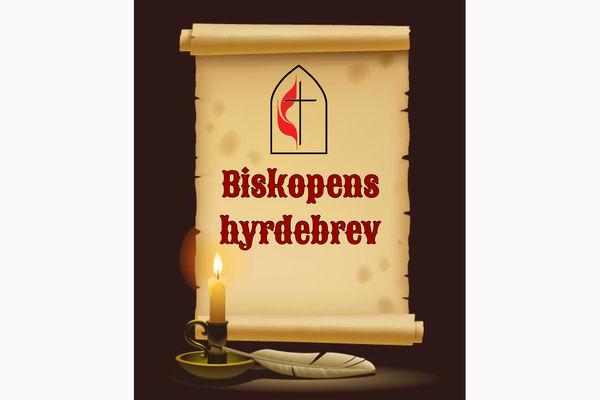 Biskopens hyrdebrev etter årskonferansen 2019